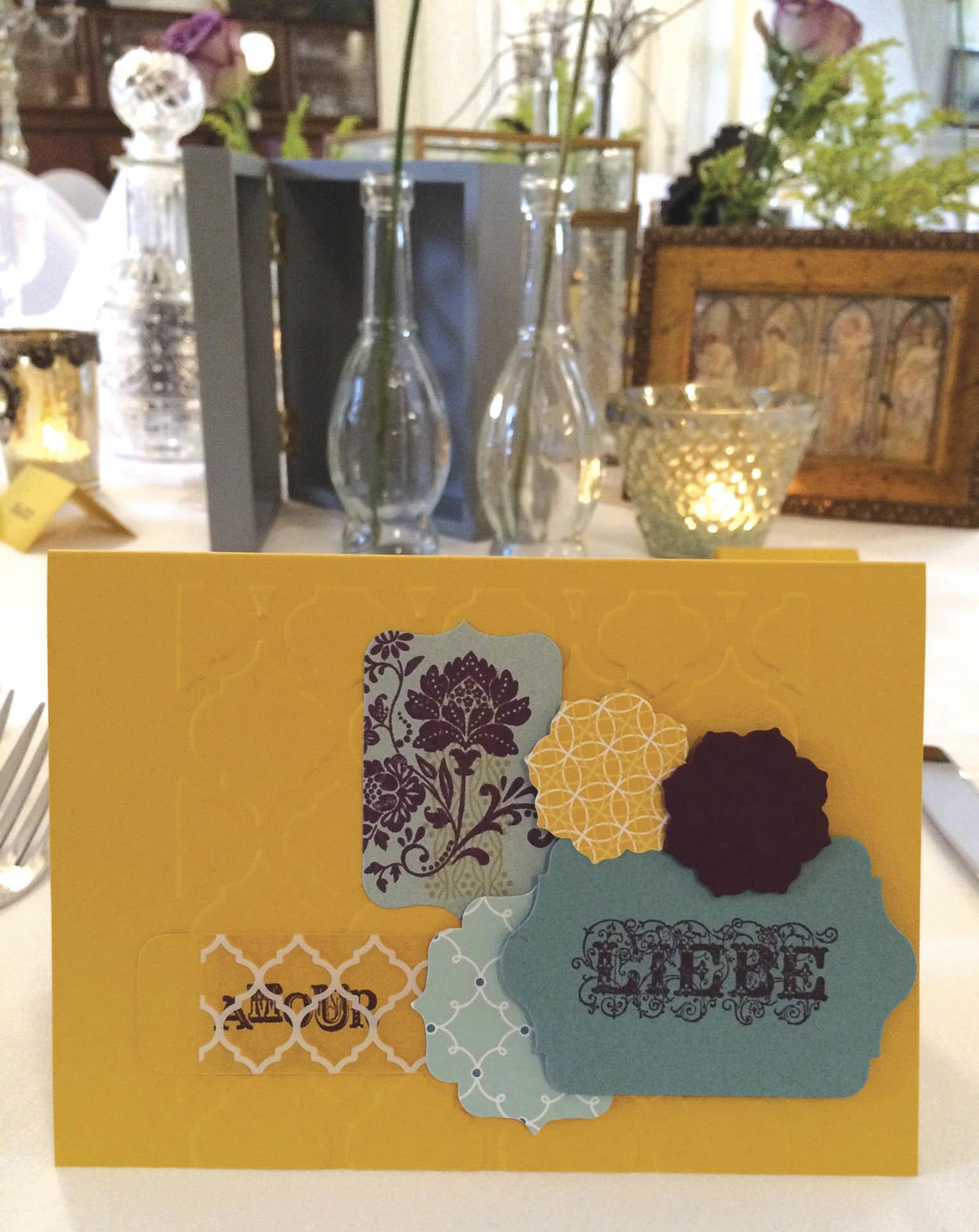 art noveau 4 the wedding table. Black Bedroom Furniture Sets. Home Design Ideas
